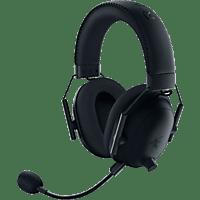 RAZER Gaming Headset BlackShark V2 Pro, Over-Ear, kabellos/3.5mm/USB, Schwarz (RZ04-03220100-R3M1)