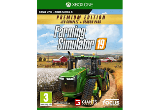 Xbox One - Farming Simulator 19 : Premium Edition /F