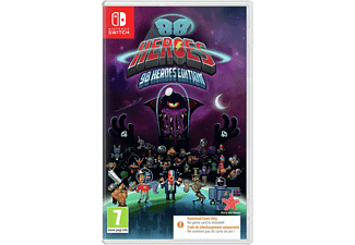 Switch - 88 Heroes: 98 Heroes Edition (Code in a Box) /E