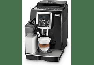 Cafetera espresso - DeLonghi ECAM 23.460.B, 15 bar, 1450 W 1.8 l, 14, Iluminación, Ahorro energía, Negro