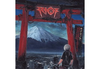 Riot - ARCHIVES 5 - 1992-2005  - (LP + Bonus-CD)