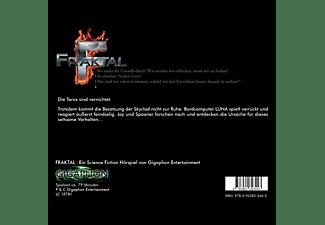 Fraktal - Folge 17 - Der Ungebetene Gast  - (CD)
