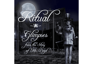 Ritual - GLIMPSES FROM THE STORY OF MR. BOGD  - (CD)