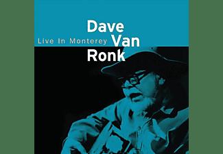 Dave Van Ronk - Live In Monterey  - (CD)