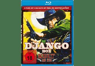 Django Box Blu-ray