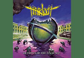 Harlott - DETRITUS OF THE FINAL AGE  - (CD)