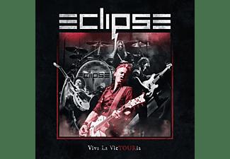 Eclipse - VIVA LA VICTOURIA (LIM 180G RED/WHITE/BLUE)  - (Vinyl)