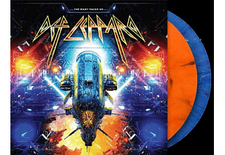 MANY FACES OF DEF LEPPARD  - (Vinyl)