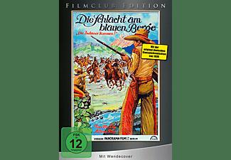 Die Schlacht am blauen Berge / Die Indianer kommen / Raub an der Goldküste DVD