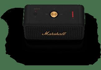 MARSHALL Bluetooth Lautsprecher Emberton BT, black & brass