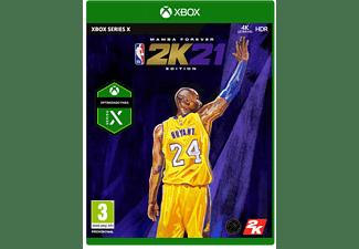 Xbox NBA 2K21 Mamba Forever Xbox Series X