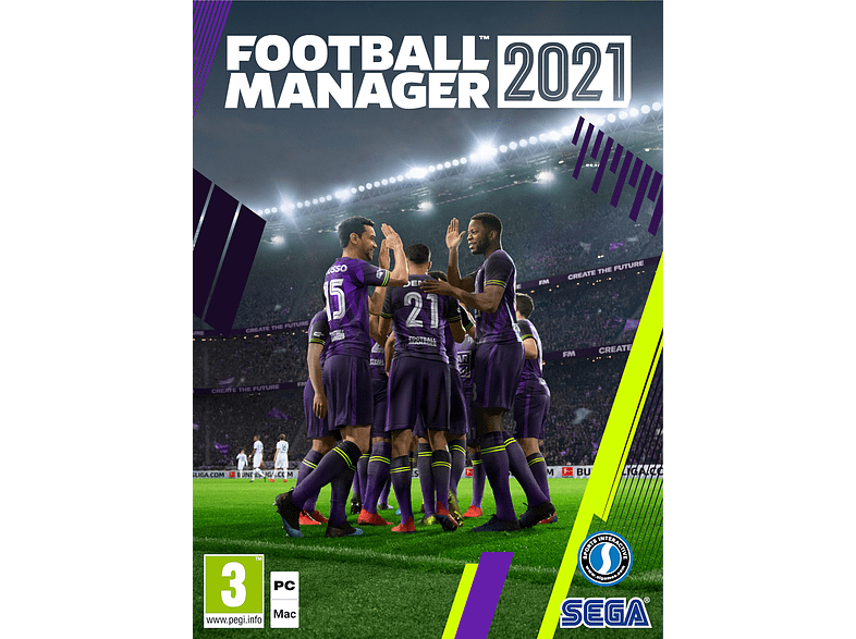 Football Manager 2021 FR/UK PC