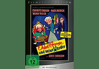 Onkel George und seine Mörder DVD
