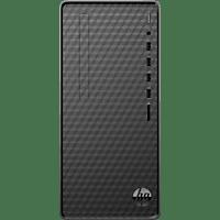 PC Sobremesa - HP M01-F0059ns, AMD Ryzen™ 5 3400G, 8 GB, 512 GB SSD, Radeon™ RX Vega 11, FreeDOS, Negro