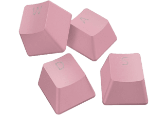 RAZER PBT Keycap Upgrade Set - Ensemble de mise à niveau Keycap (Rose)