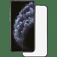 VIVANCO Dispay Schutzglass 2.5D für Apple iPhone 12 Mini, Full Screen