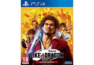 Yakuza: Like A Dragon Limited Edition FR/UK PS4
