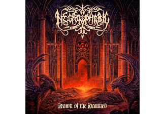 Necrophobic - Dawn of the Damned  - (CD)