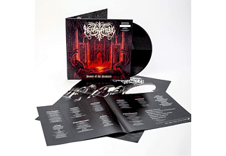 Necrophobic - DAWN OF THE DAMNED  - (Vinyl)