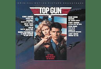 VARIOUS - TOP GUN (ORIGINAL MOTION PICTU  - (Vinyl)