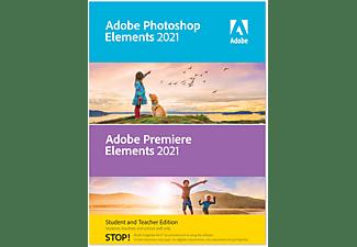 Photoshop Elements 2021 & Premiere Elements 2021 - Students and Teacher Edition - [PC]