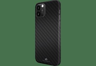 BLACK ROCK Ultra Thin Iced, Backcover, Apple, iPhone 12/12 Pro, Schwarz