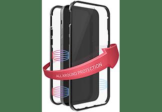 BLACK ROCK 360° Glass, Full Cover, Apple, iPhone 12/12 Pro, Schwarz