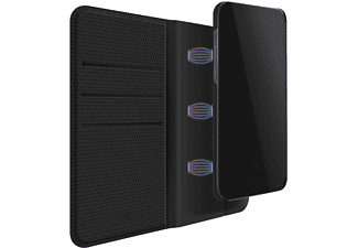 BLACK ROCK 2in1, Flip Cover, Apple, Apple IPhone 12 Pro Max, Schwarz