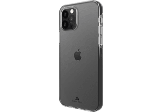 BLACK ROCK 360° Clear, Full Cover, Apple, iPhone 12/12 Pro, Transparent