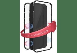 BLACK ROCK 360° Glass, Full Cover, Apple, iPhone 12 mini, Schwarz