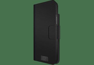 BLACK ROCK 2in1, Bookcover, Apple, iPhone 12/12 Pro, Schwarz