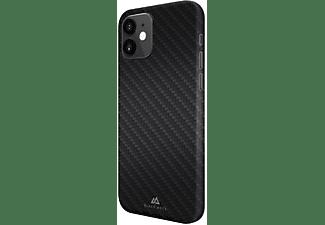 BLACK ROCK Ultra Thin Iced, Backcover, Apple, iPhone 12 mini, Schwarz
