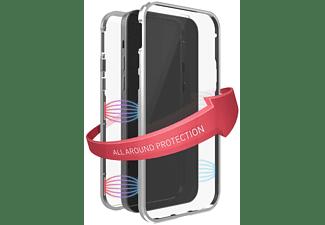 BLACK ROCK 360° Glass, Full Cover, Apple, iPhone 12 Mini, Silber
