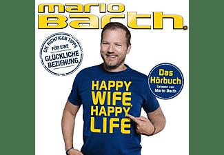Mario Barth - Happy Wife,Happy Life  - (CD)