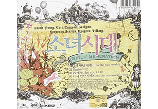 Girls' Generation - Into The New World  - (CD)