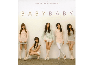 Girls' Generation - BABY BABY -REPACKAG-(KEIN RR)  - (CD)