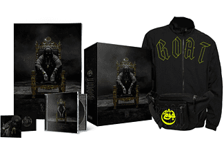 Azad - GOAT (LTD. FANBOX GR. S)  - (CD + Merchandising)