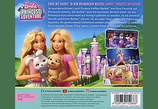 Barbie Princess Adventure - Barbie Princess Adventure-HSP-Film  - (CD)