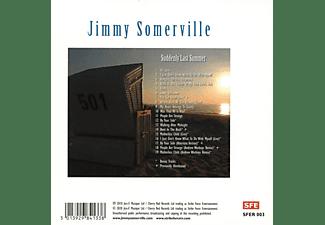 Jimmy Somerville - Suddenly Last Summer  - (CD)