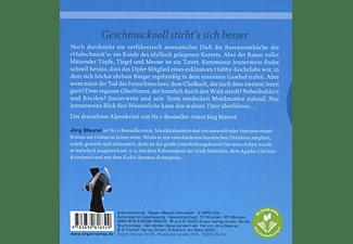 Jörg Maurer - Den letzten Gang Serviert Der Tod  - (MP3-CD)