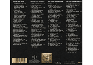 VARIOUS - Jazz Women  - (CD)