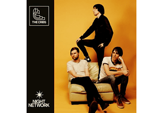 The Cribs - NIGHT NETWORK  - (Vinyl)