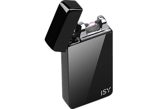 ISY IEL-1000 Elektrisches Micro-USB Feuerzeug, aufladbar