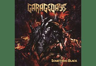 Garagedays - Something Black  - (CD)