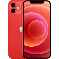 APPLE iPhone 12 5G 64 GB (Produkt) Red Dual SIM