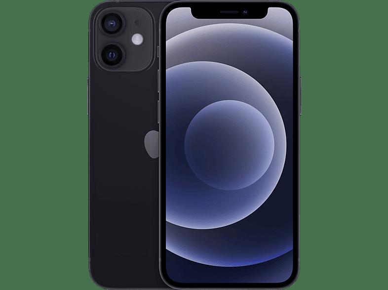 APPLE iPhone 12 mini 64 GB Schwarz Dual SIM