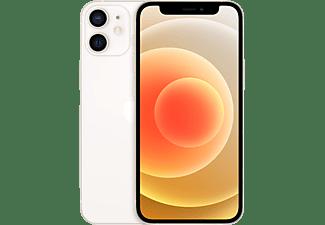 APPLE iPhone 12 mini 64 GB Weiß Dual SIM