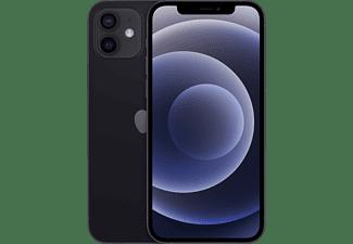 APPLE iPhone 12 5G 128 GB Schwarz Dual SIM