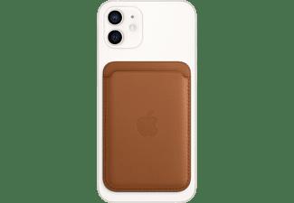 APPLE MHLT3ZM/A mit MagSafe, Sleeve, Apple, iPhone 12, iPhone 12 mini, iPhone 12 Pro, iPhone 12 Pro Max, Saddlebrown