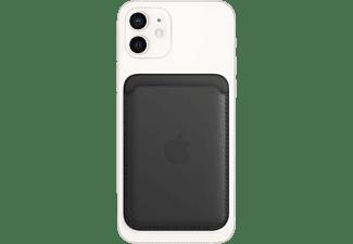 APPLE MHLR3ZM/A mit MagSafe, Sleeve, Apple, iPhone 12, iPhone 12 mini, iPhone 12 Pro, iPhone 12 Pro Max, Black